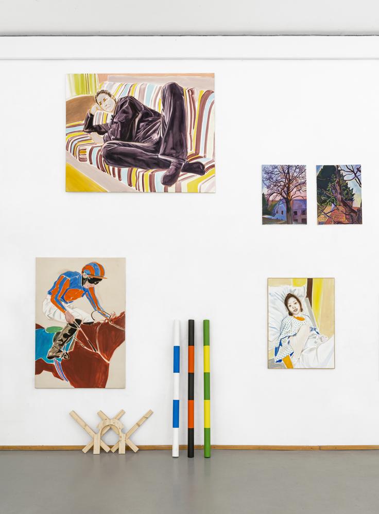Jahresausstellung <br>Klasse Anke Doberauer